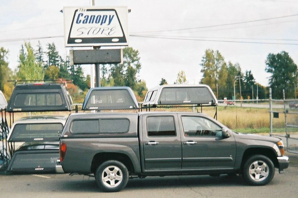 Chevy / GMC Canopies | The Canopy Store